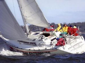 1990 C&C 37/40+