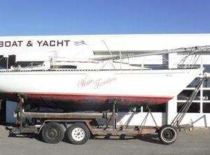 1974 C&C 25 Sailboat