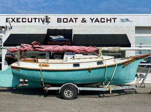 1979 Herreshoff Eagle Sailboat