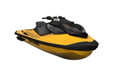 2021 Sea-Doo RXP®-X® 300 IBR & Sound System Millenium Yellow