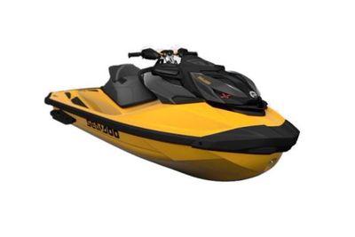 2021 Sea-Doo RXP®-X® 300 IBR & Sound System Millenium Yellow