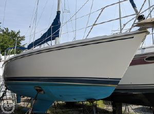 1993 Catalina 28 Wing Keel