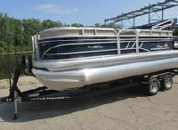 2021 Sun Tracker PARTYBARGE 20DLX