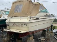 1983 Sea Ray 260 Sundancer