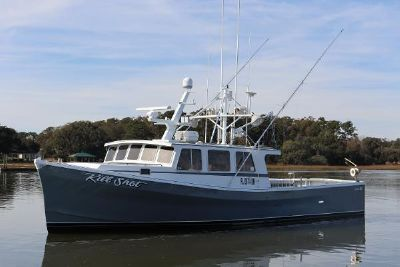 2015 Dixon 55 Downeast