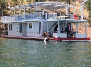 1982 Custom Houseboat Lake Don Pedro