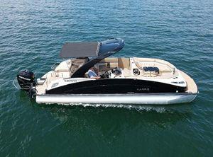 2015 Harris FloteBote 250 Crowne
