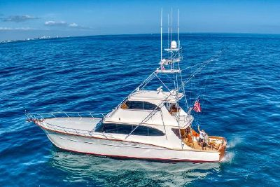 1997 Rybovich Custom Sportfish w/ Seakeeper