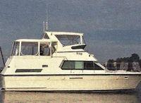 1989 Hatteras 40 Motor Yacht