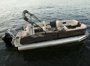 2022 Crest Caribbean LX SLS 230 Tri toon