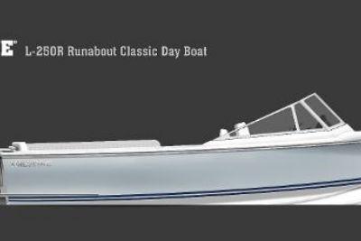 2021 Limestone 250R Classic Day Boat