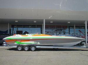 2008 Eliminator 38 Eagle