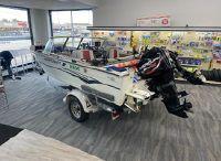 1999 Starcraft 196 Fishmaster