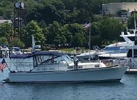 1996 Grand Banks Eastbay 38