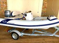 2020 Walker Bay 11 LTE Orca Dlx Blue