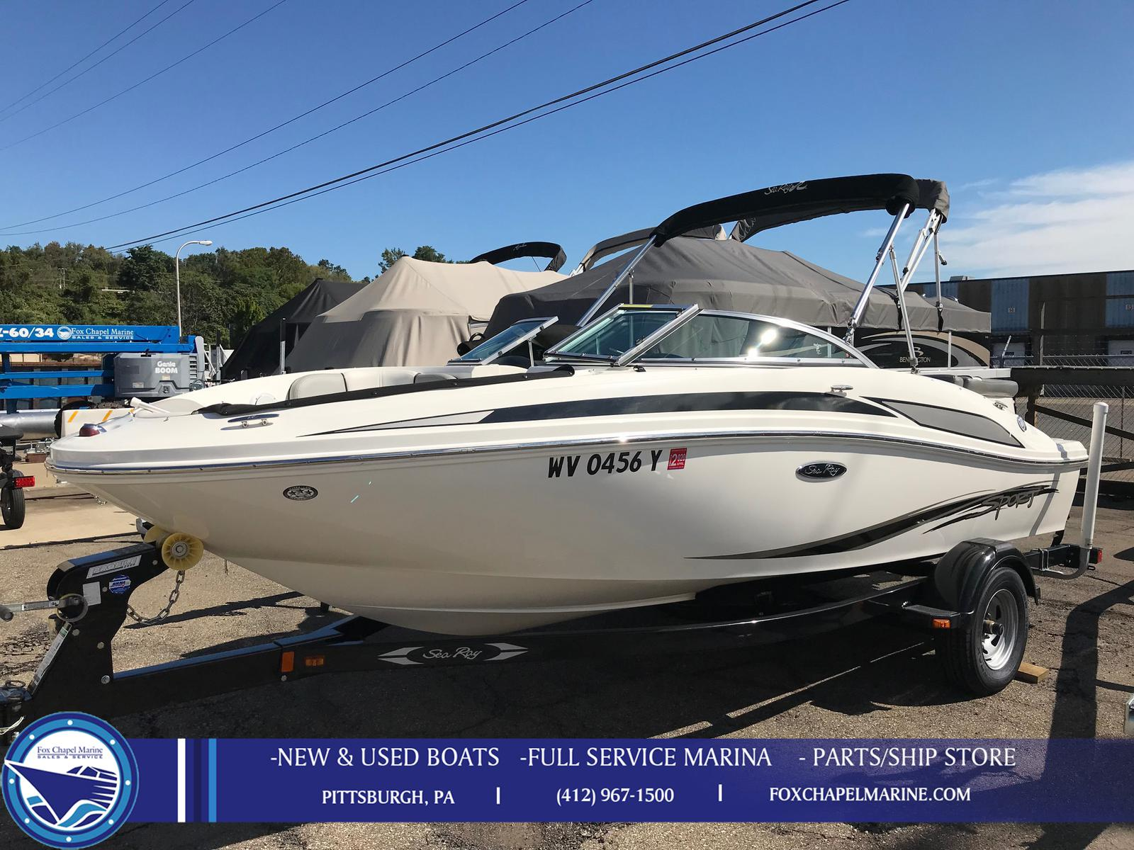 Sea Ray 185 Sport boats for sale - Boat Trader