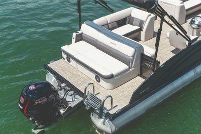 2022 Harris Cruiser 250