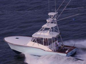 2021 Jersey Cape Devil 45- Express Custom