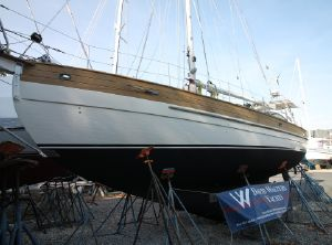 1989 Hans Christian Yachts 41 Traditional