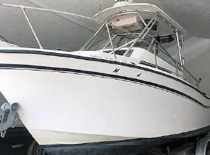 1996 Grady-White Islander 268