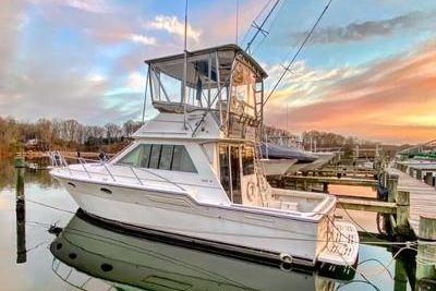 1989 Tiara Yachts convertible