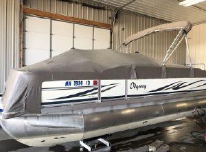 2007 Odyssey DLX 40HP