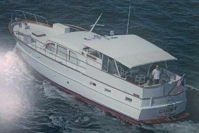 1951 Burger 53' Flushdeck Motor Yacht