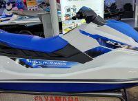 2022 Yamaha Boats EX- WHITE/AZURE