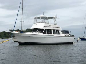 2003 Mainship 430 Trawler