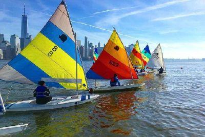 2021 Laser Boats Sunfish