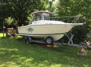 1997 Seaswirl Striper 2601