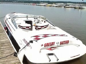 2000 Checkmate Boats Inc Zt 280