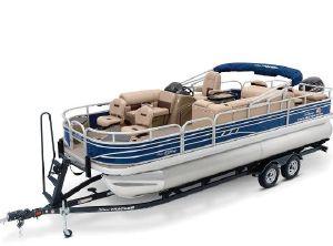 2020 Sun Tracker Fishin' Barge 22 DLX