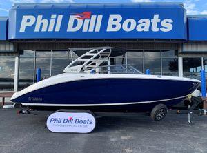 2021 Yamaha Boats 252 S