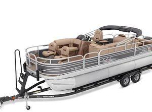 2021 Sun Tracker Fishin' Barge 22 XP3