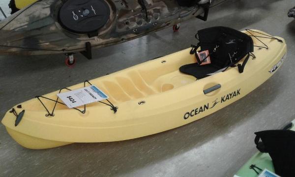 Ocean Kayak Malibu 115