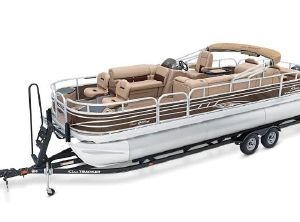 2021 Sun Tracker Fishin' Barge 24 XP3