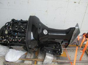 2015 Mercury 250 PRO XS OPTI MAX
