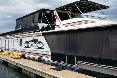 2001 Stardust Cruisers Houseboat