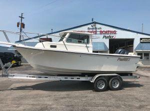Parker 2120 Sport Cabin boats for sale - Boat Trader