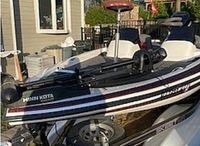 2004 Skeeter 190 Sx
