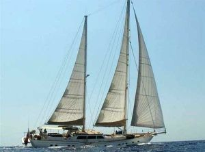 2006 Custom Stuart M Roy Ketch