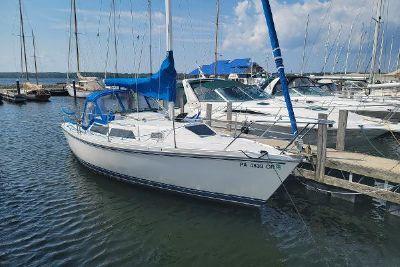 1993 Catalina 28 MkI