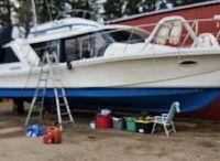 1987 Bluewater Coastal Cruiser