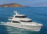 2014 Hampton 76' Skylounge Motoryacht