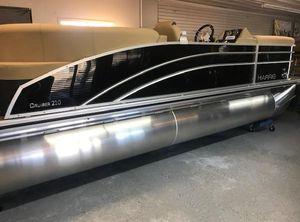 2021 Harris FloteBote 210CX/CW