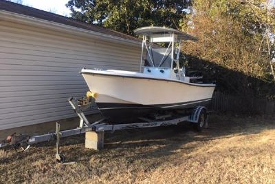 2002 C&C Pumpout Boat