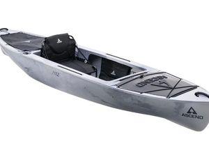 2019 Ascend H12 Hybrid Sit-In (Titanium)