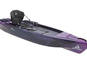 2019 Ascend 9R Sport Sit-On (Purple/Black)