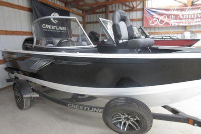 2022 Crestliner 1650 Fish Hawk WT SE